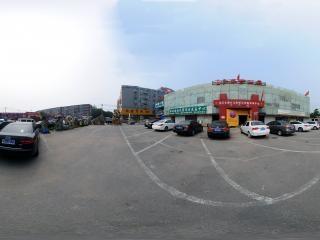 北京—泓燕桥北京石文化展示交流交易中心外景全景