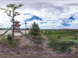 内蒙古—兴和县地产开发项目展示(四)全景