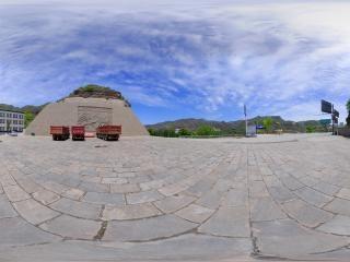 陕西—延安黄河壶口国家地质公园(一)全景