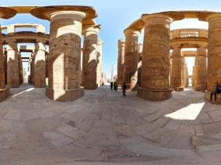 埃及—卢克索 - 卡尔奈克神庙