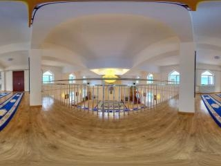 黑龙江—佳木斯清真寺全景