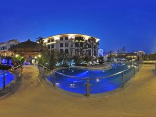 河南—三门峡温泉酒店全景