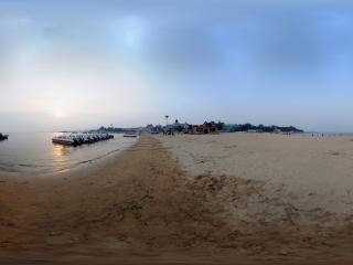 河北—秦皇岛北戴河海滨(三)全景