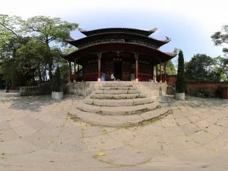 贵州—贵阳仙人洞遗址公园(三)全景