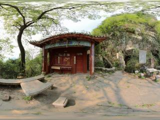 贵州—贵阳仙人洞遗址公园(六)全景