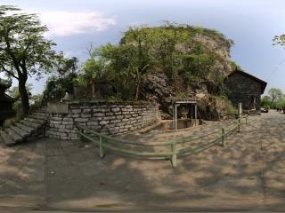 贵州—贵阳仙人洞遗址公园(五)全景