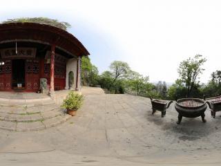 贵州—贵阳仙人洞遗址公园(四)  全景