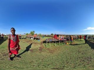 肯尼亚—绿色肯尼亚风光(十)全景