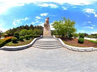 吉林—延吉市帽儿山国家森林公园全景