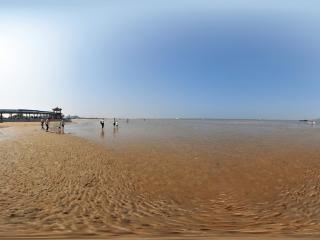 辽宁—葫芦岛止锚湾全景一