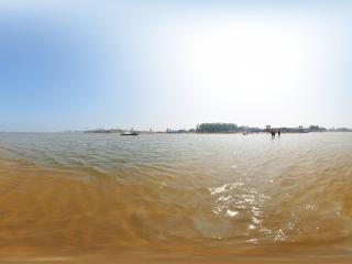 辽宁—葫芦岛止锚湾全景三