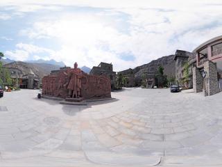 桃坪羌寨虚拟旅游