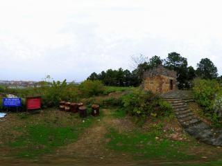 湖北—武汉梁子湖抗日炮台