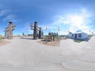 内蒙古—鄂尔多斯苏泊罕大草原游客活动中心