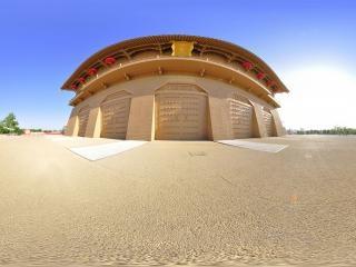 西安大明宫遗址虚拟旅游
