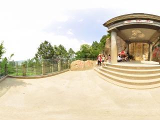 西安骊山森林公园虚拟旅游