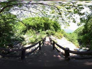 快活桥全景
