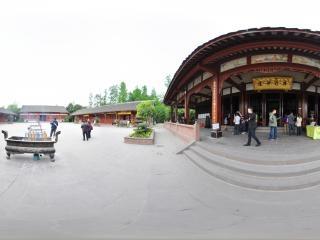 四川—青羊宫斗姥殿全景