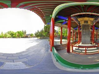 西安碑林博物馆虚拟旅游