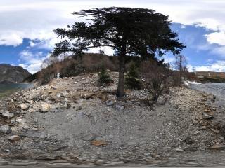 木格措虚拟旅游