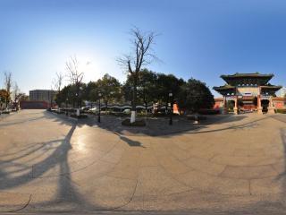 江苏—南京狮子山全景二