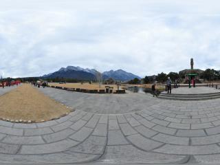 云南—丽江玉龙雪山门口