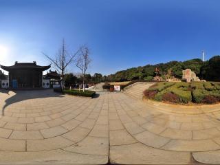 江苏—无锡鹅鼻嘴公园全景一