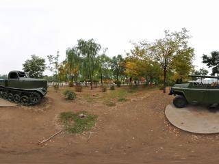 蒙古—包头内北方兵器城全景二