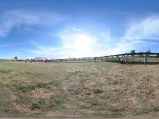 内蒙古—鄂尔多斯苏泊罕大草原射箭场
