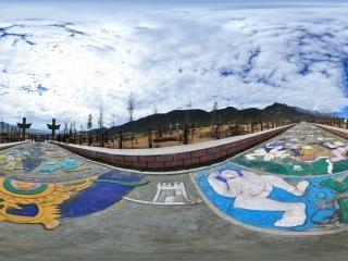 东巴万神园虚拟旅游