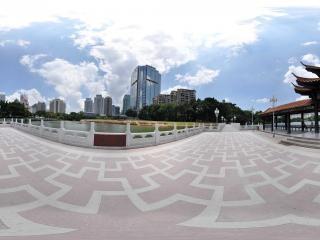 广东—深圳荔枝公园—全景三
