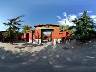 北京—雍和宫昭泰门