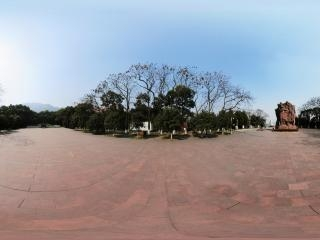 红岩魂广场虚拟旅游