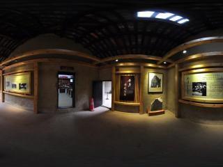 毛泽东故居故居展室