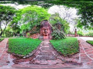 柬埔寨湿婆全景