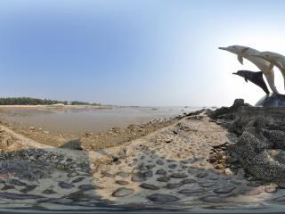 海豚湾全景