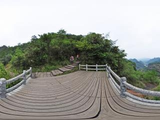 天游峰全景