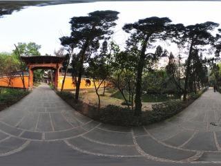 温泉寺正门