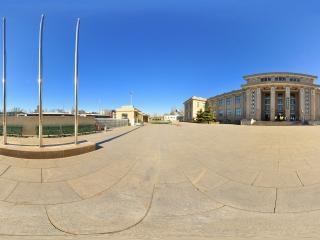 自然博物馆大门