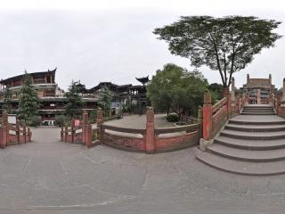 张家界土家风情园虚拟旅游