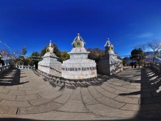 泸沽湖虚拟旅游