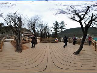 蓝月谷虚拟旅游