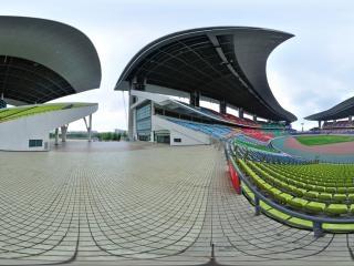 广州奥林匹克公园虚拟旅游