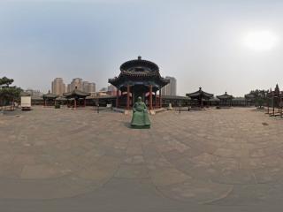 大钟寺全景