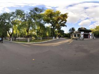 兆麟公园虚拟旅游