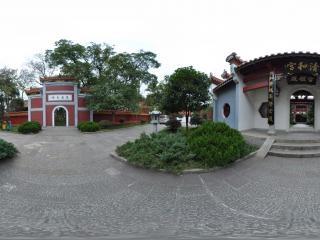 南岳大庙全景