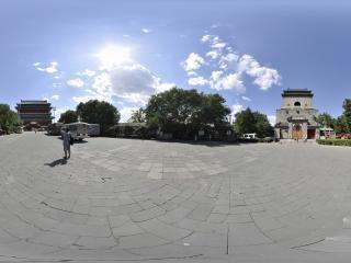 北京鼓楼虚拟旅游