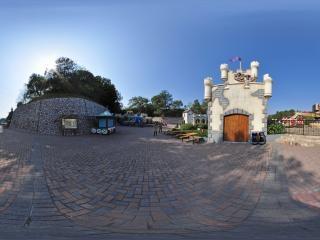 加勒比海盗村