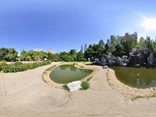 沈阳南湖公园全景