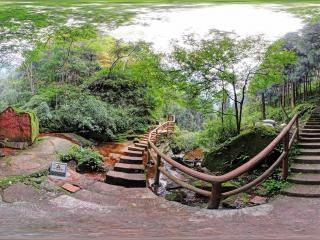 四面山风景区虚拟旅游
